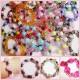 夏季热销佛珠手链 水晶串珠手链手镯 义乌饰品低价批发 厂家直销